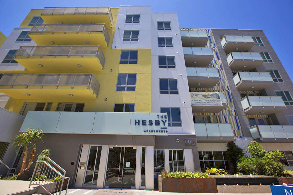 The Hesby Apartments (Los Angeles)